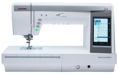 Janome Horizon  9400 QCP Sewing Quilting Machine